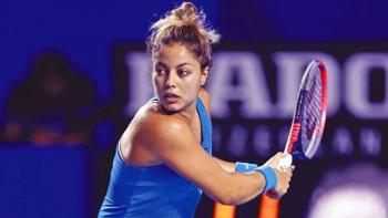 Renata Zarazúa pasa a la segunda ronda del Roland Garros