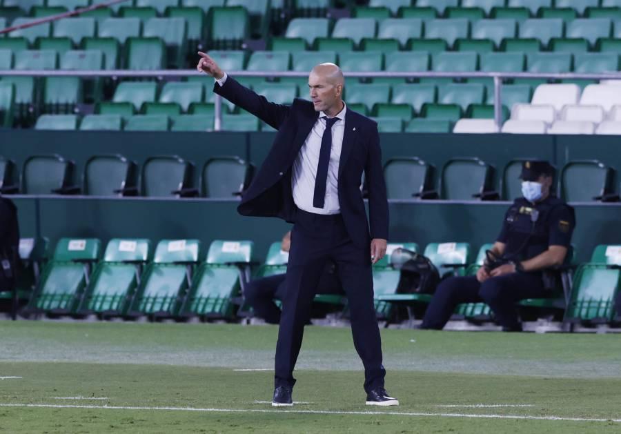 Zidane asegura que el Real Madrid no necesita fichajes