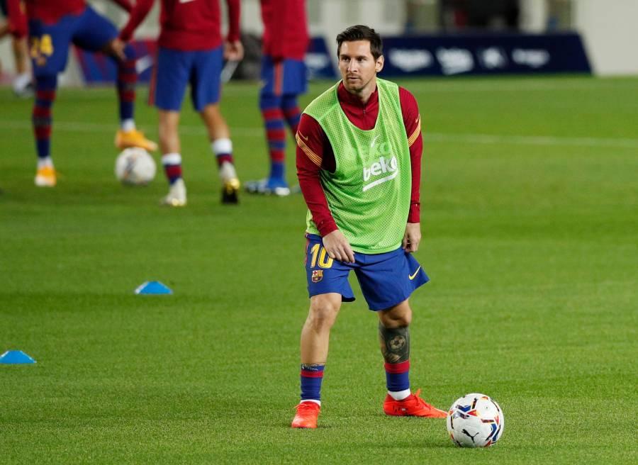 Messi asume errores y pide unión al barcelonismo