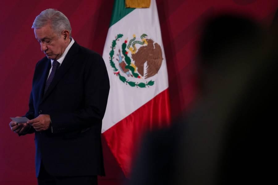 AMLO: PROCURAMOS BIENESTAR MATERIAL Y DEL ALMA DE MEXICANOS