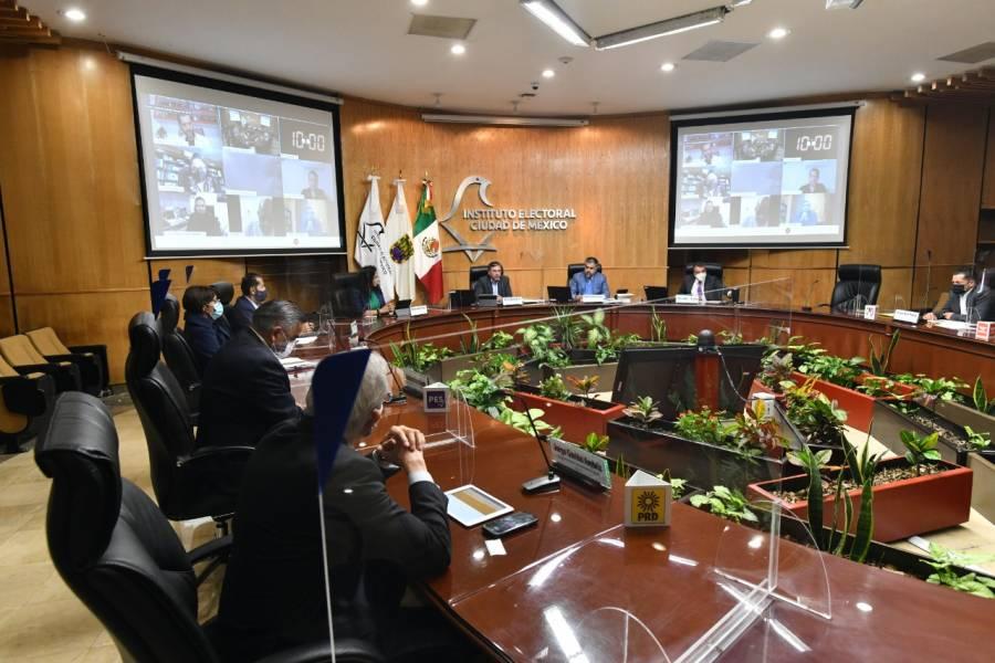 IECM emite convocatoria para Observación de Proceso Electoral Local Ordinario