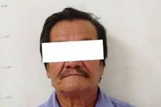 Abuelo de Michelle Aylin, principal sospechoso de su muerte