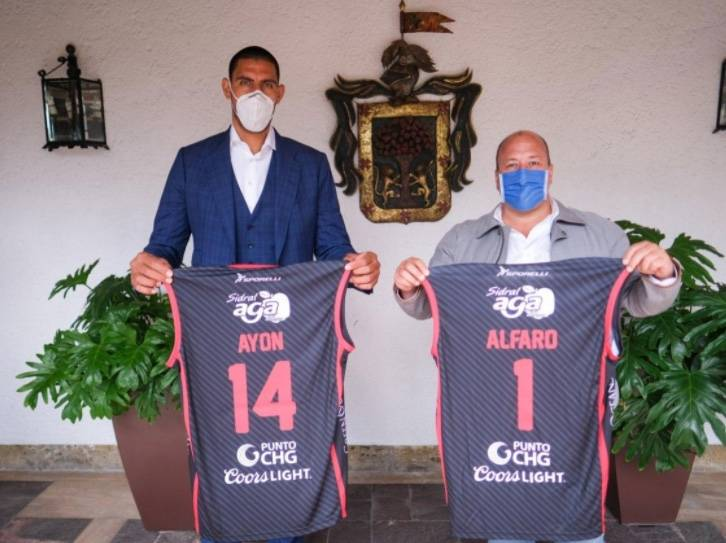 Tras 11 años, Gustavo Ayón regresa a México con los Astros de Jalisco