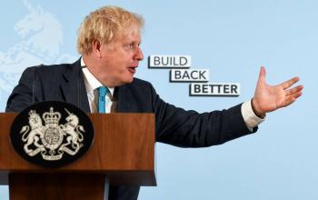 Boris Johnson confunde normas por COVID-19 tras nuevas restricciones