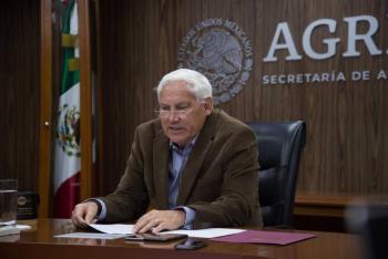 El maíz, producto central en la seguridad alimentaria de México y el mundo: Víctor Villalobos