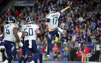 Confirman 8 positivos de Covid-19 en Tennessee Titans