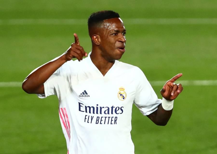 Vinícius le da la victoria a un Real Madrid gris