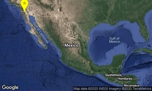 Sismo magnitud 5.2 sacude Baja California