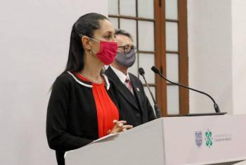 Evitar violencia en marchas: Sheinbaum