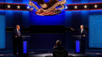 Tras discusión entre Trump y Biden, modificarán formato de debates presidenciales