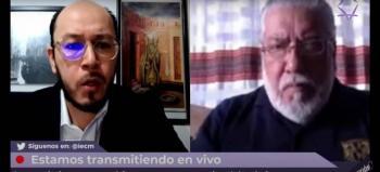 """IECM concluye, quinta temporada de En Conexión, con el tema: """"Acontecimientos traumáticos severos con motivo del trabajo"""""""