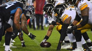 Suspenden partido de Steelers vs Titand tras contagios de Covid-19