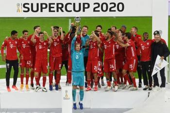 Bayern vence al Dortmund y se corona en la Supercopa de Alemania