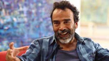 Demián Alcánzar prepara película sobre la 4T