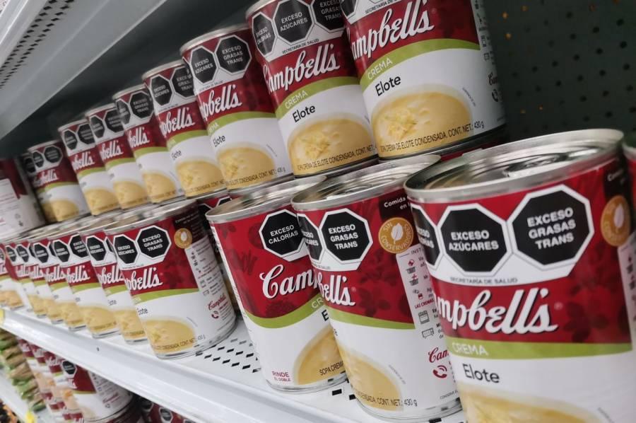 Entra en vigor el nuevo etiquetado de alimentos y bebidas
