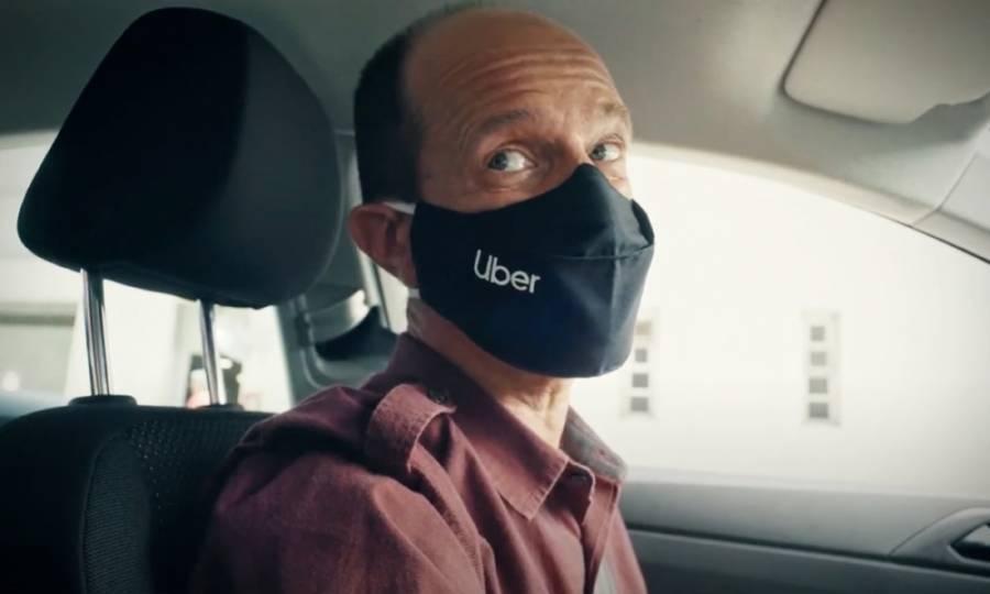 Uber solicitará selfie para verificar que usuarios porten cubrebocas