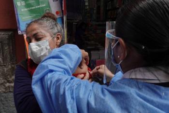 CDMX aplicará 3 millones de vacunas contra influenza
