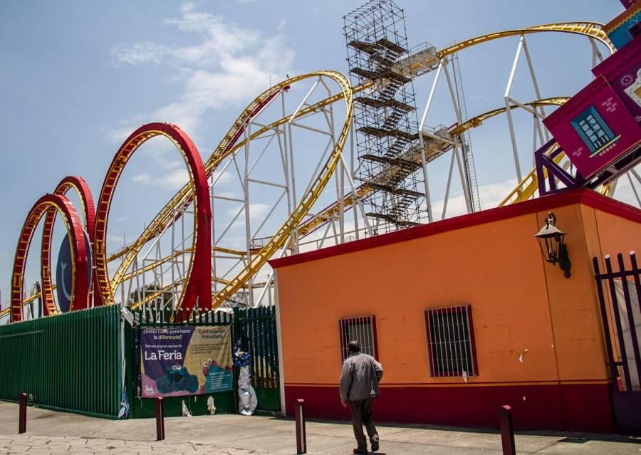 Ferias y parques de diversiones en CDMX reabrirán el próximo lunes
