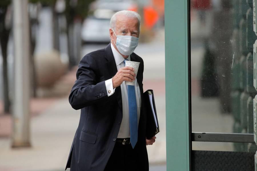Joe Biden y su esposa dan negativo en prueba por Covid-19 - ContraRéplica - Noticias