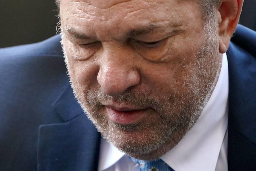 Harvey Weinstein es acusado de seis nuevos cargos por abuso sexual en Los Ángeles
