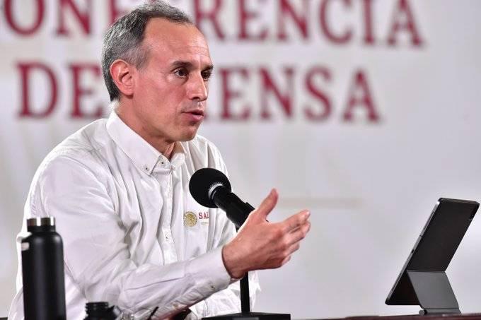 78,492 muertes de Covid-19 en México y 753,090 casos confirmados