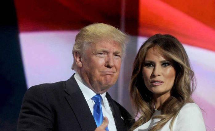 Donald Trump y Melania dan positivo a Covid-19