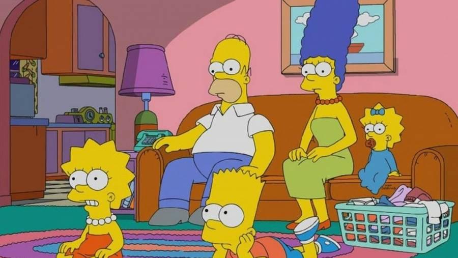 ¿Los Simpson predijeron que Donald Trump tendría Covid-19?