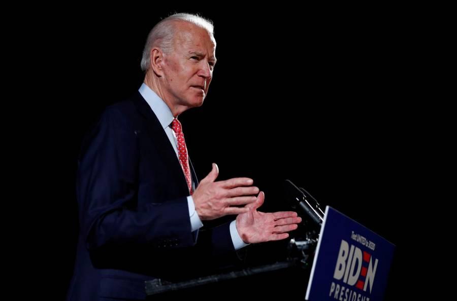 Joe Biden se hará prueba de Covid-19, tras positivo de Donald Trump