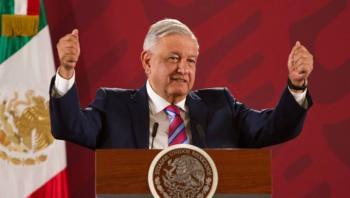 AMLO celebra la aprobación de la consulta ciudadana para enjuiciar a expresidentes