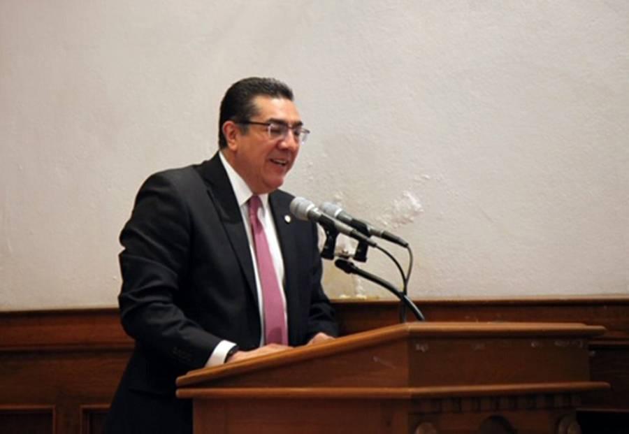 Fallece Hugo Contreras Lamadrid, director general del Indautor