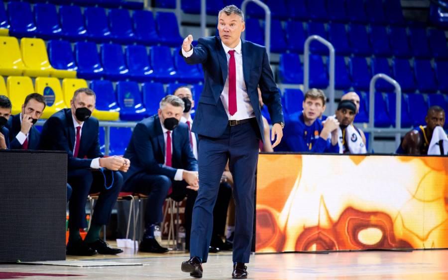 Entrenador del Barcelona en baloncesto da positivo a coronavirus