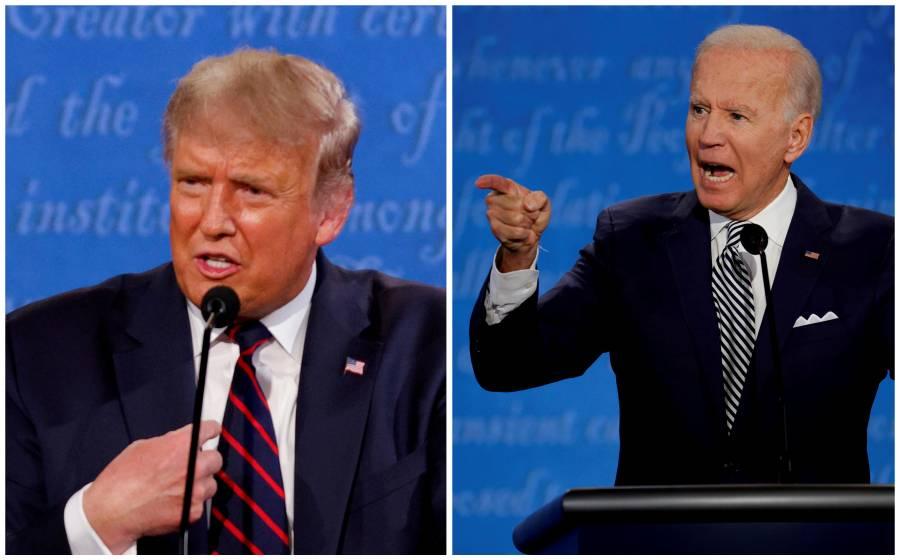 Biden aventaja por 14 puntos a Trump, según encuesta del WSJ