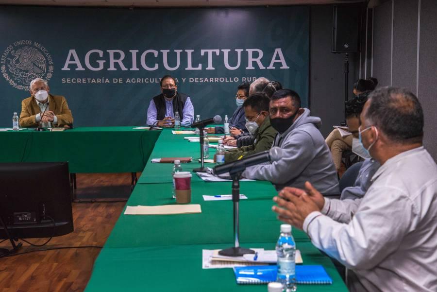Sader impulsa el manejo transparente de programas dirigidos al rescate del campo mexicano