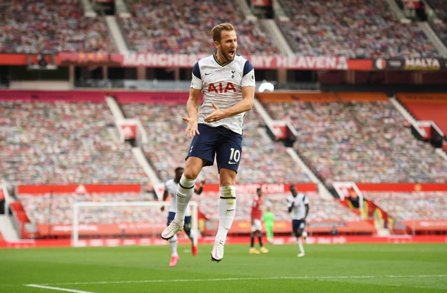 Tottenham propina goleada histórica al Manchester United en Old Trafford