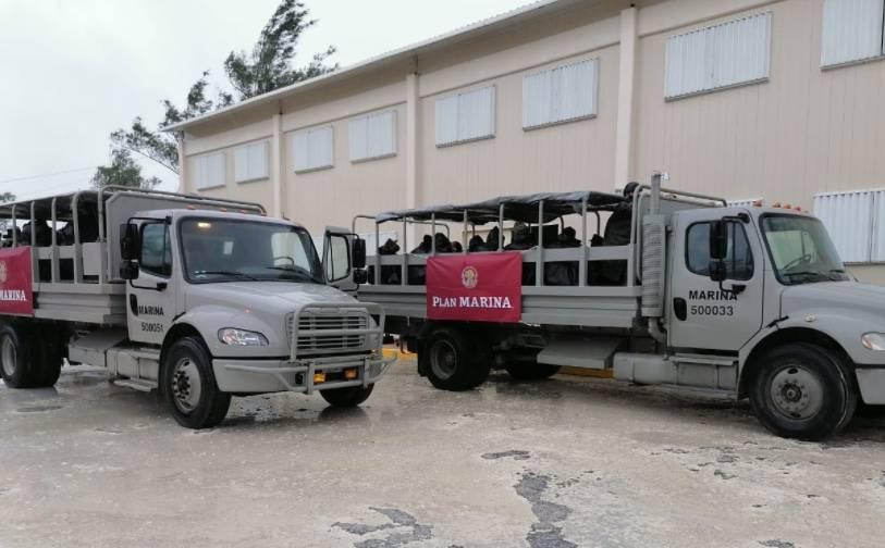 """Por """"Gamma"""", activan Plan Marina en Quintana Roo"""
