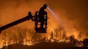 Incendios en California arrasan la cifra de 1.62 millones de hectáreas