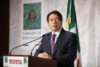 De ganar la dirigencia nacional de Morena, Mario Delgado promoverá la unidad