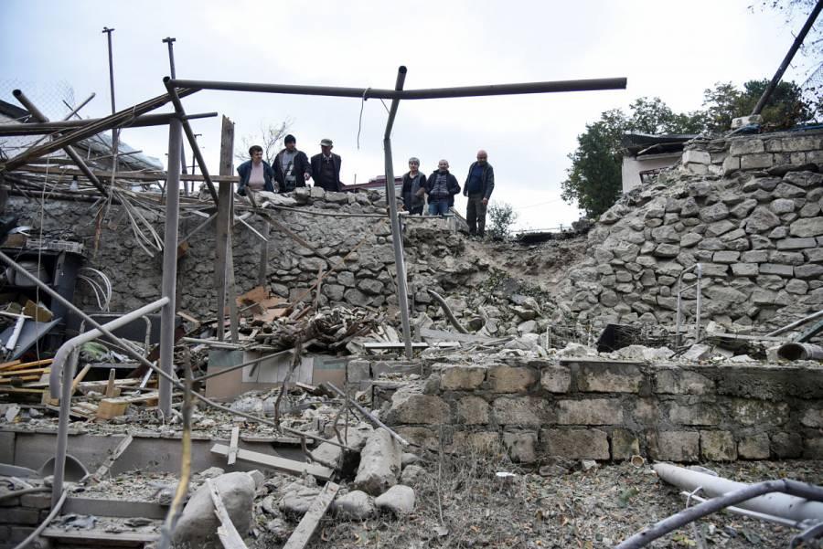 Armenia y Azerbaiyán se acusan mutuamente de atacar zonas civiles