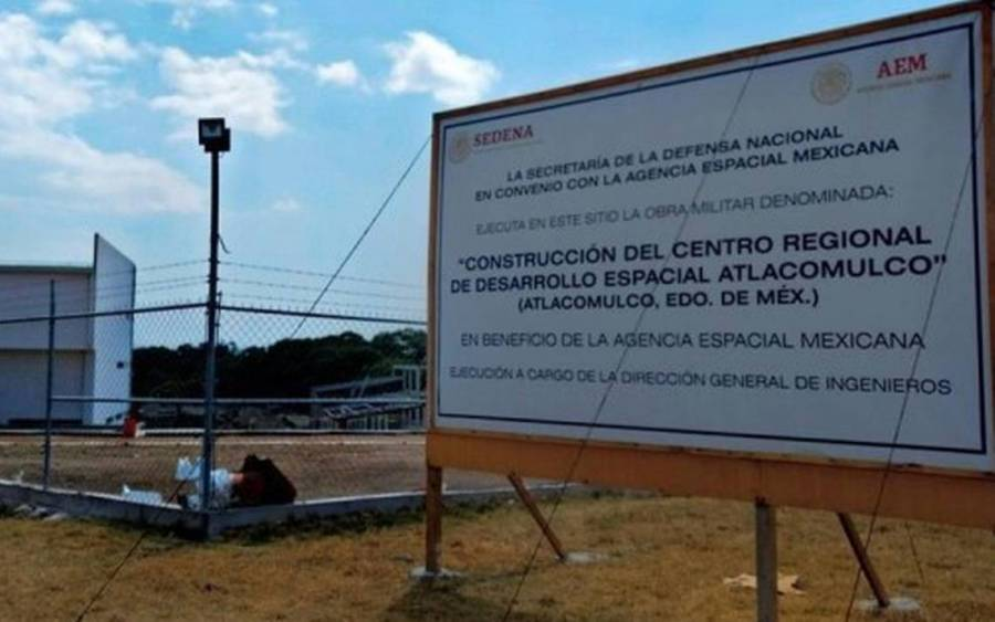 Atlacomulco impulsará proyectos espaciales para México