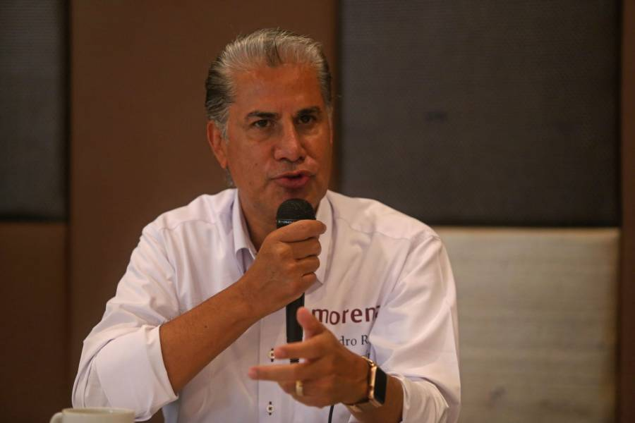 Alejandro Rojas Díaz Durán, asegura que el TEPJF busca beneficiar a la oposición