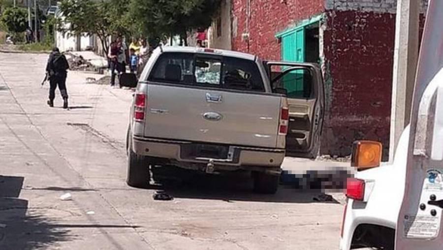 Cinco personas mueren en Guanajuato tras ataque a funeral