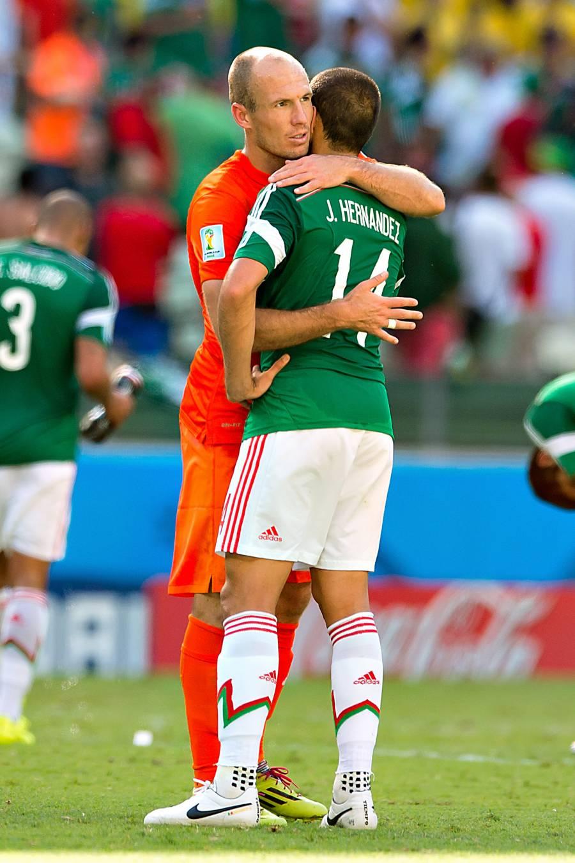 Holanda descansará a algunos titulares contra México