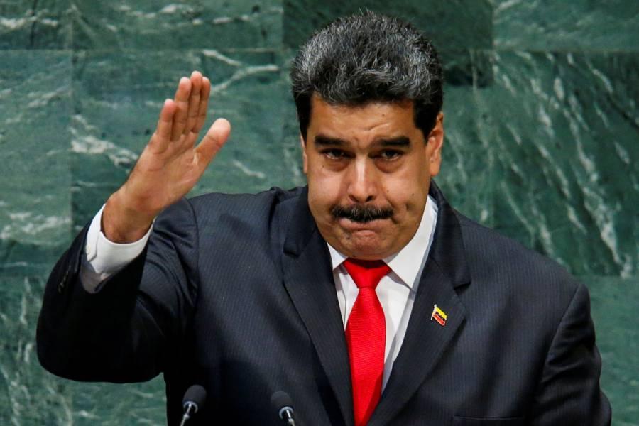 Maduro se solidariza con Trump tras dar positivo por Covid-19