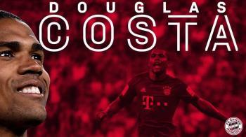 Douglas Costa, Sarr y Choupo-Moting se unen al Bayern