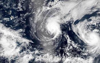 Tormenta Delta se aproxima al Golfo de México; podría convertirse en huracán