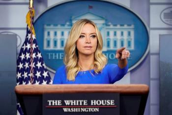 Portavoz de la Casa Blanca, Kayleigh McEnany, da positivo por Covid-19