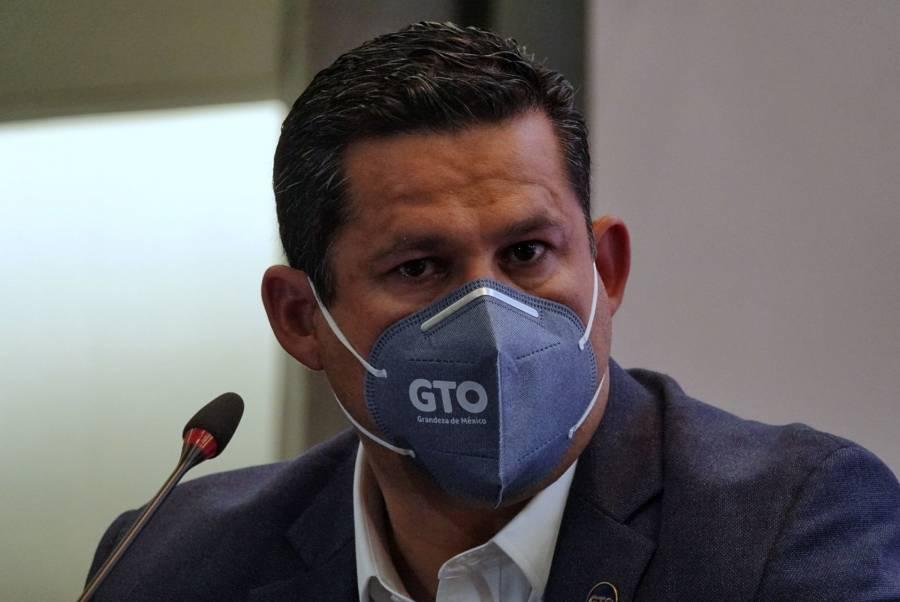 Guanajuato sigue avanzado, no se detiene: Gobernador
