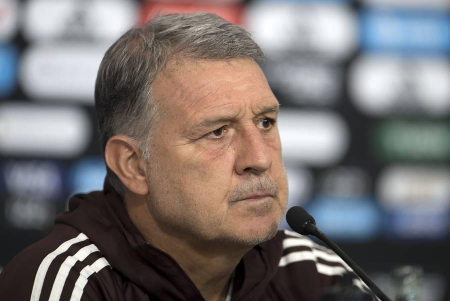 """""""Tata"""" Martino resta importancia a las declaraciones de Van Dijk"""