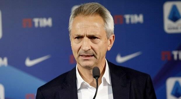 Paolo Dal Pino, presidente de la Serie A, da positivo por Covid-19