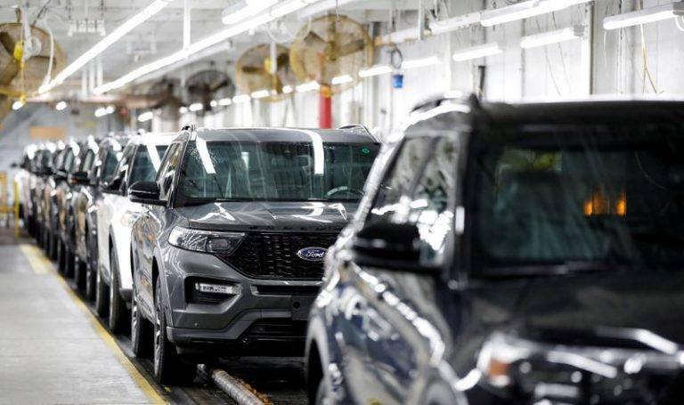 Exportación de autos cae 13.06% en septiembre: INEGI